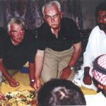 Г.А.Кошеленко и П.Лериш в гостях у коменданта Дуры-Европос