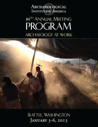 114 археологический съезд в Сиэтле