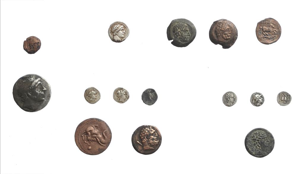 монеты Узундары 2018